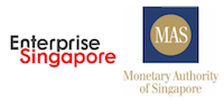 Enterprise Singapore and MAS